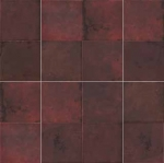 CIR GRES MIAMI RED CLAY 20x20